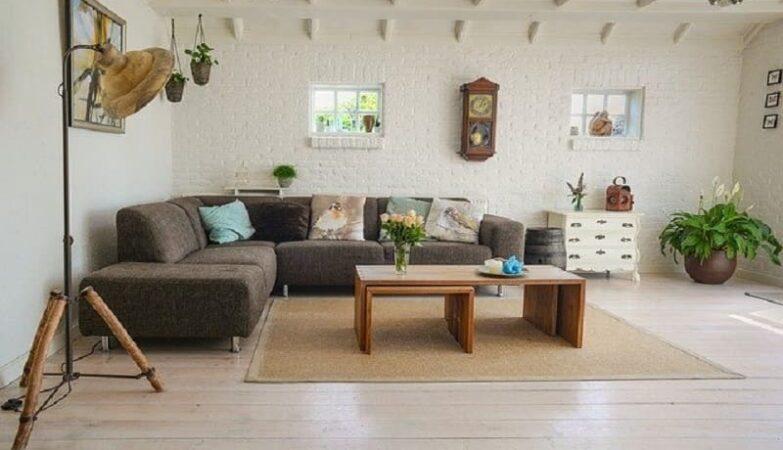 Como combinar bem uma poltrona na sala de estar