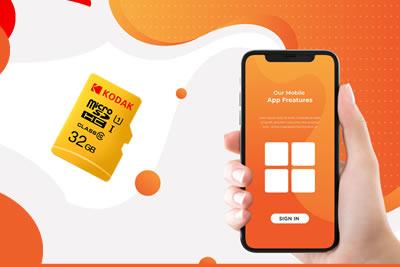 aplicativos não podem ser movidos para o cartão SD